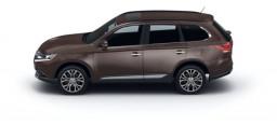 Mitsubishi Обновленный Outlander