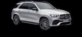 Mercedes-Benz GLE внедорожник