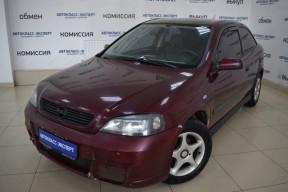 Opel Astra 1.4 MT (90 л. с.)