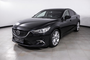 Mazda 6 2.5 SKYACTIV-G AT (192 л. с.)
