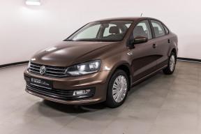 Volkswagen Polo 1.6 MT (105л.с.) Comfortline