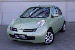 Nissan Micra 1.2 AT (80 л. с.)