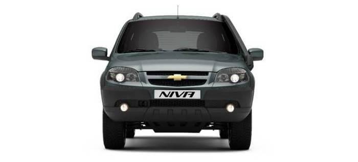 Chevrolet niva Niva 1.7 MT (80 л. с.) GLC