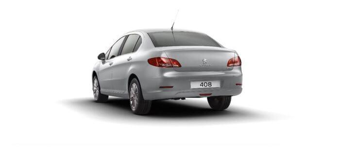 Peugeot 408 1.6 HDi MT (114 л.с.) Active
