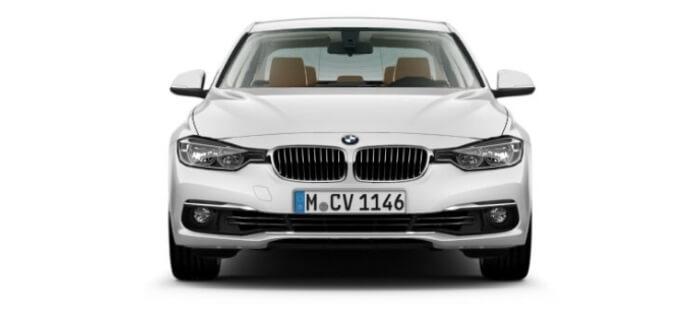 BMW 3 серия 320d xDrive AT (190 л. с.) Sport Line