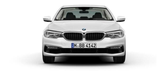 BMW 5 серия 520d xDrive Steptronic (190 л.с.) 520d xDrive