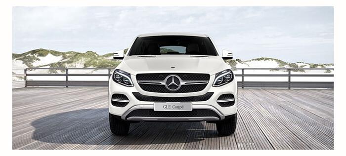 Mercedes-Benz GLE купе 350 d 4MATIC 9G-TRONIC (249 л. с.) Особая серия