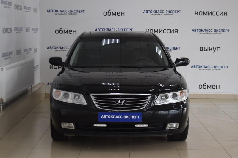 Hyundai Grandeur 3.3 AT (235 л. с.)