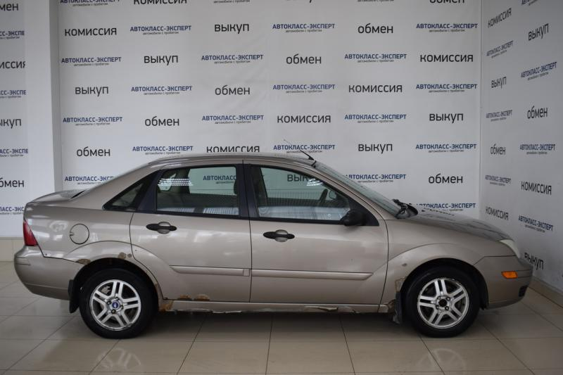 Ford Focus 2.0 AT (130 л. с.)