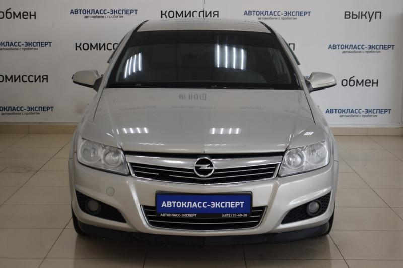 Opel Astra 1.8 AT (140 л. с.)