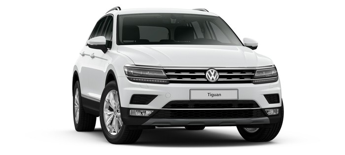 Volkswagen Tiguan 1.4 TSI 4Motion DSG (150 л.с.) 4WD Connect