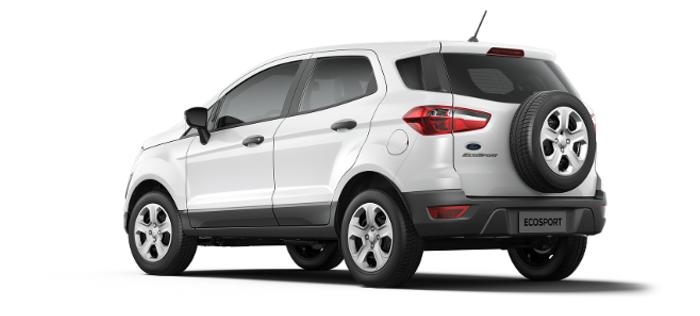 Ford Новый EcoSport 1.5 л., 123 л.с., 6-АКП Titanium