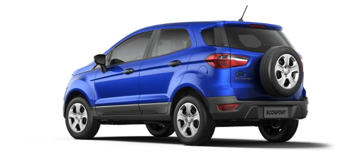 Ford Новый EcoSport 1.5 л., 123 л.с., 6-АКП Trend Plus