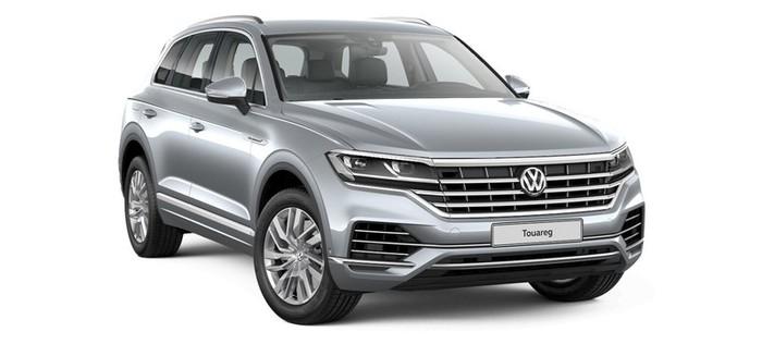Volkswagen Новый Touareg 2.0 TSI Tiptronic 4Motion (249 л.с.) Status