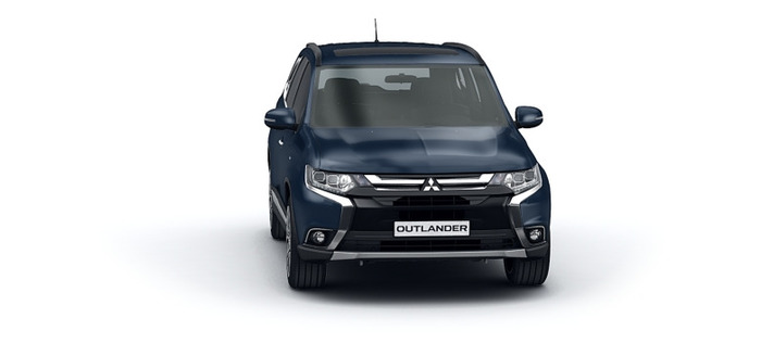 Mitsubishi Обновленный Outlander 2.0 CVT (146 л.с.) Inform 2WD