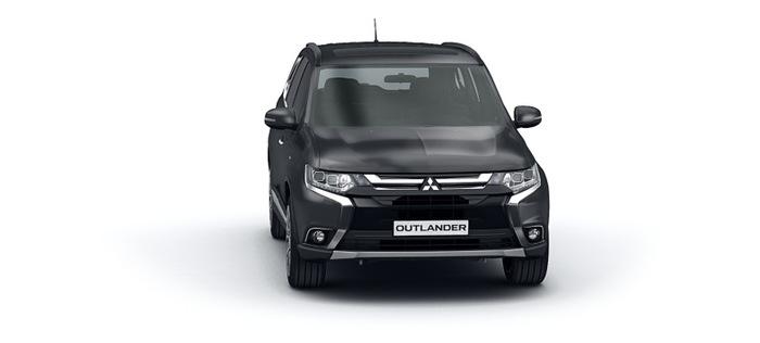 Mitsubishi Outlander 2.0 CVT (146 л.с.) Invite 2WD