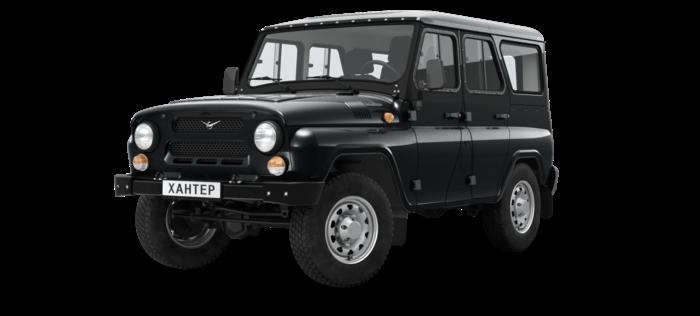 УАЗ Hunter 2.7 МТ 4x4 134,6 л.с. Классик