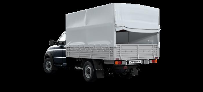 УАЗ Профи SC 1870 мм 2.7 MT (149,6 л.с.) 4х4 Стандарт 236021-101