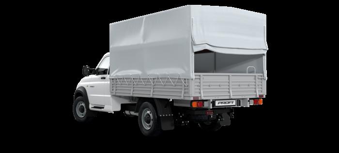 УАЗ Профи SC 1870 мм 2.7 MT (149,6 л.с.) Бензин/Газ Стандарт ГБО