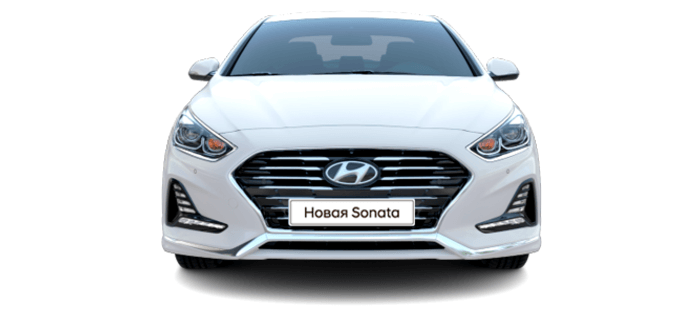 Hyundai Sonata 2.4 GDi AT (188 л.с.) Business High-Tech