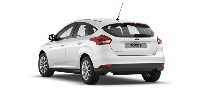 Ford Focus Хетчбэк 1.5 EcoBoost AT (150 л. с.) Titanium