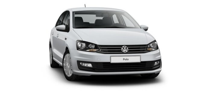 Volkswagen Polo 1.6 MPI AT (110 л. с.) Connect