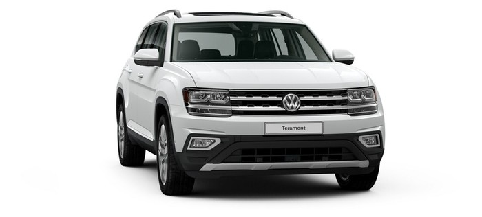 Volkswagen Teramont 3.6 V6 AT 4Motion (249 л.с.) Exclusive
