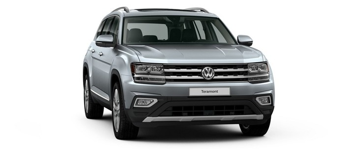 Volkswagen Teramont 3.6 V6 AT AWD (280 л.с.) Respect