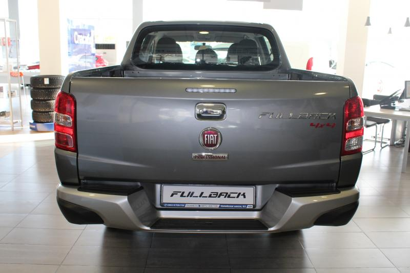 Fiat Fullback 2.4 D MT 4WD (154 л. с.) MT Active
