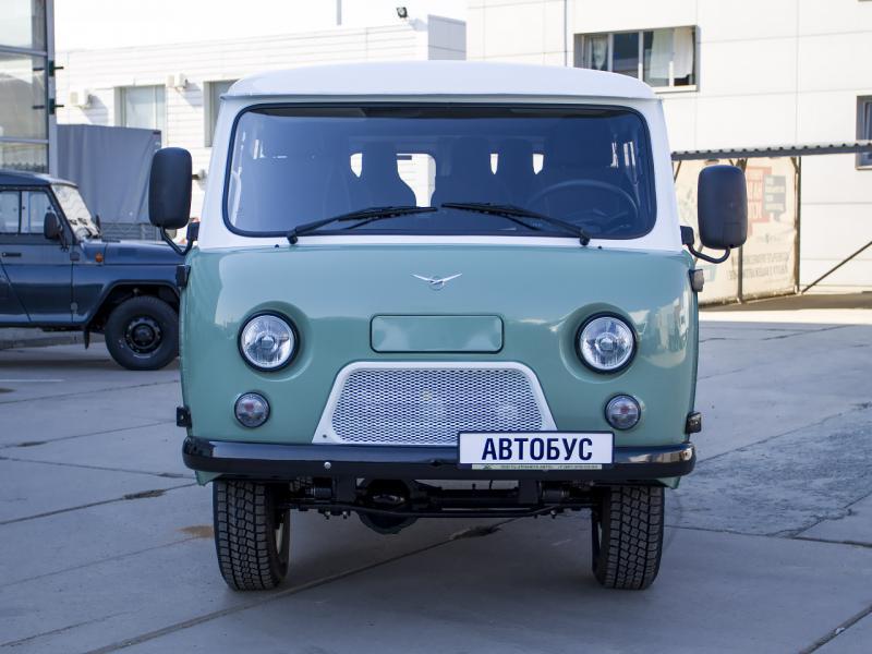 УАЗ Автобус 10 мест 2.7 5MT (112 л.с.) Юбилей 511-04