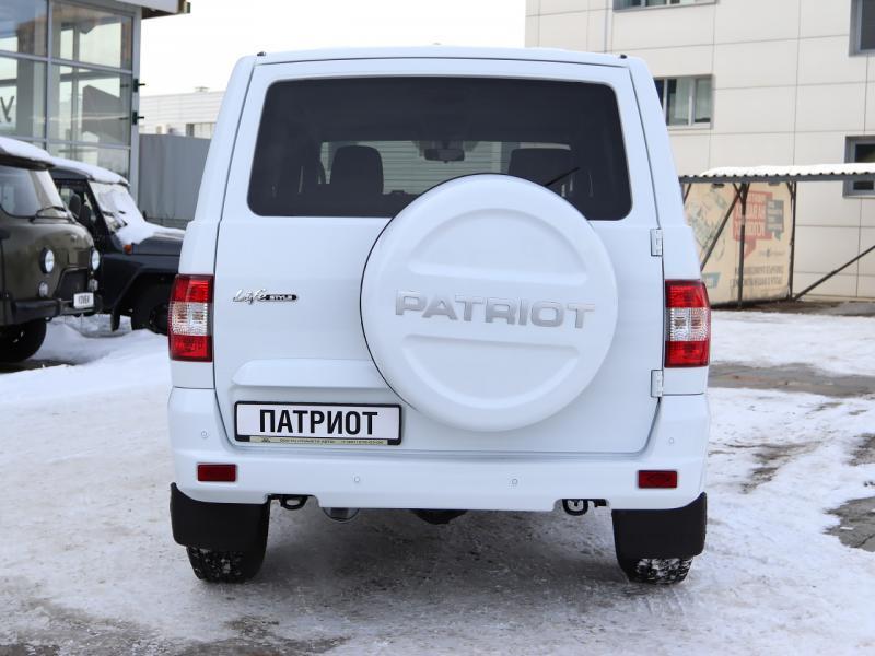 УАЗ Patriot 2.7 MT 4х4 (149,6 л.с.) Life Style