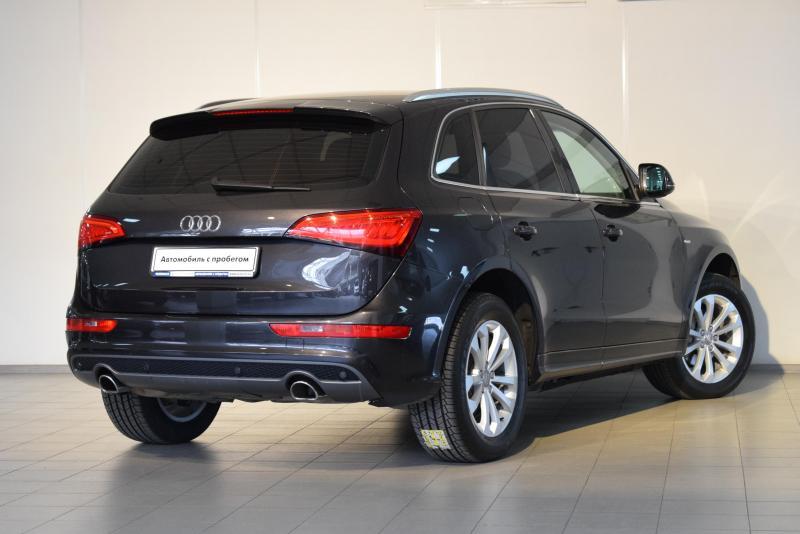 Audi Q5 2.0 TFSI Tiptronic quattro (225 л. с.)
