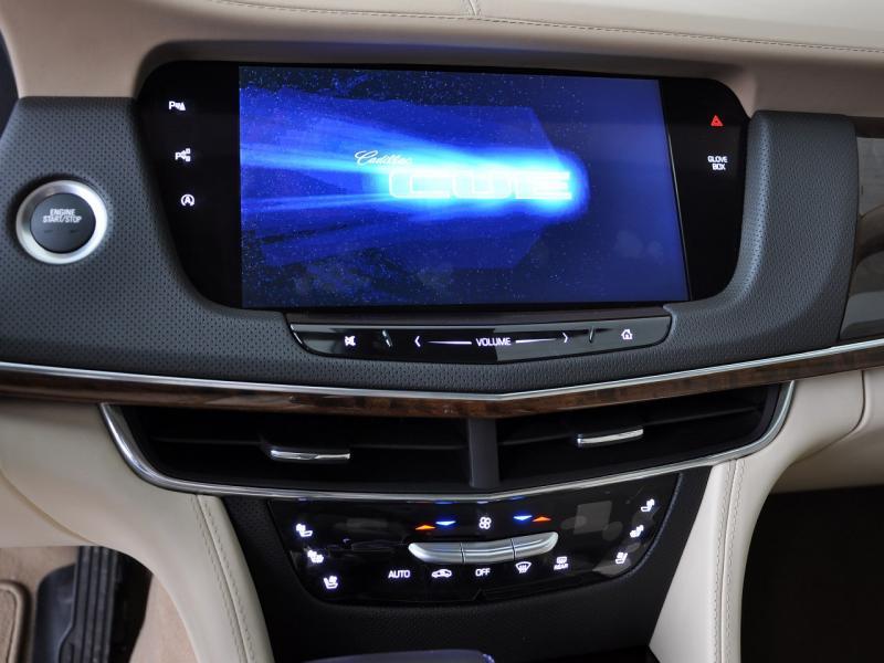 Cadillac CT6 3.6 AT AWD (340 л.с.) Platinum