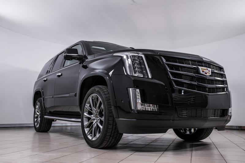 Cadillac Escalade 6.2 V8 АТ 4WD (426 л.с.) Premium