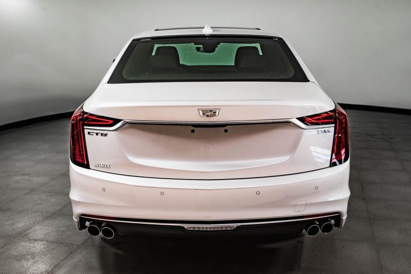 Cadillac CT6 3.6 AT AWD (340 л.с.) Sport