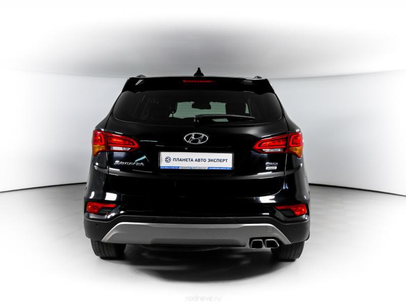 Hyundai Santa Fe 2.2 CRDI AT AWD (200 л. с.) High-Tech