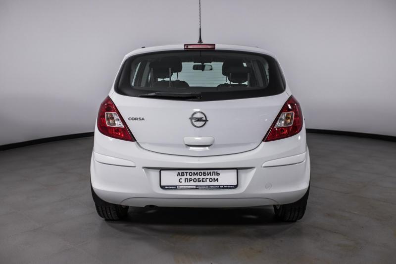Opel Corsa 1.4 AT (101 л. с.)