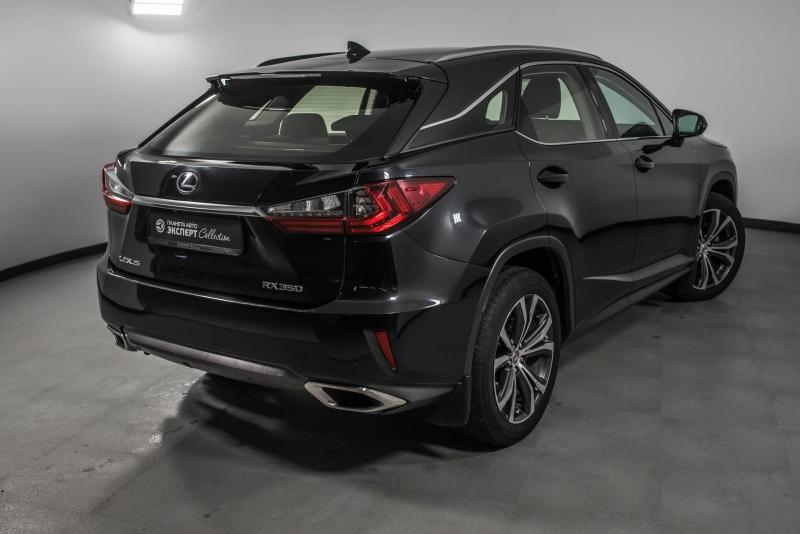 Lexus RX 350 AT AWD (300 л. с.) Premium 350h