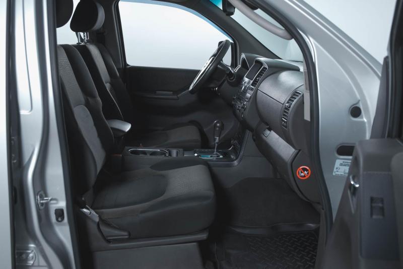 Nissan Pathfinder 2.5 dCi Turbo AT AWD (190 л. с.)