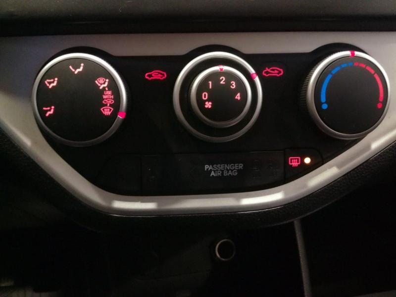 Kia Picanto 1.0 MT (69 л. с.)