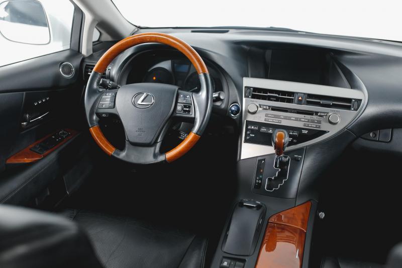 Lexus RX 450h CVT (249 л. с.)