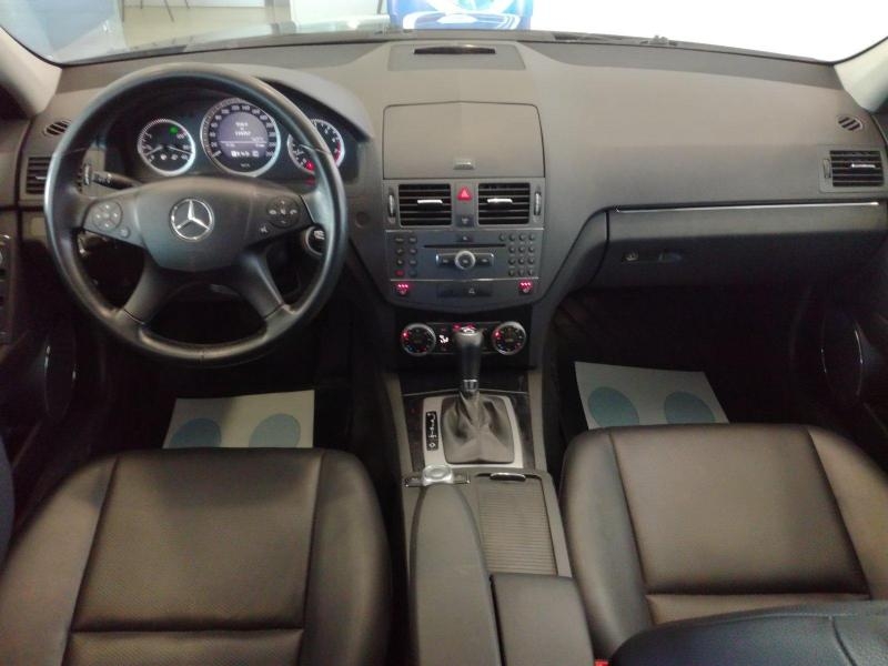 Mercedes-Benz C-Класс C 200 CGI BlueEFFICIENCY AT (184 л. с.)