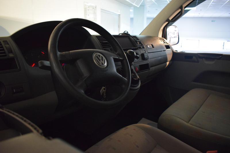 Volkswagen Transporter Long 1.9d MT (105л.с.)