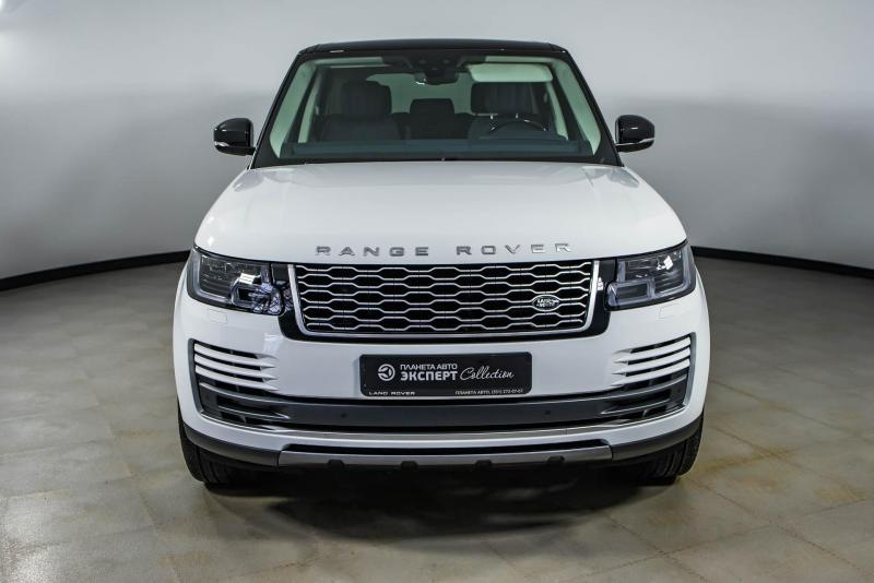 Land Rover Range Rover 3.0d AT (248 л.с.) 4WD Vogue