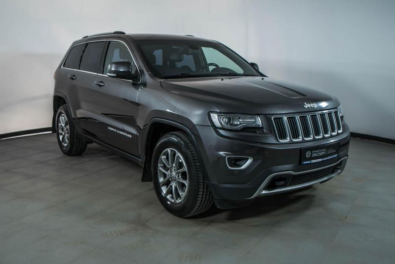 Jeep GRAND CHEROKEE 3.6 AT AWD (286 л. с.) Limited