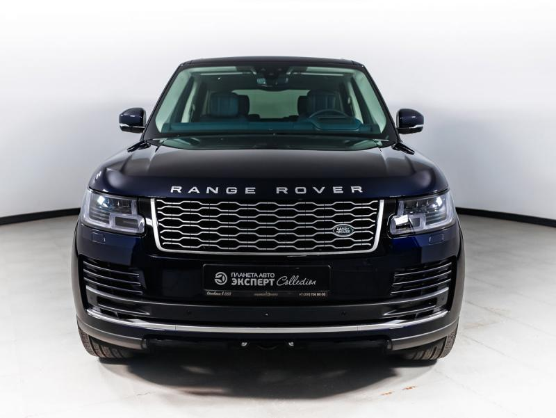 Land Rover Range Rover 3.0d AT (248 л.с.) 4WD