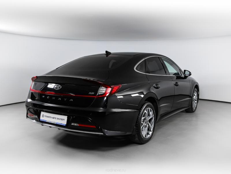 Hyundai Новая Sonata 2.5 MPI 6AT 180 л.с.