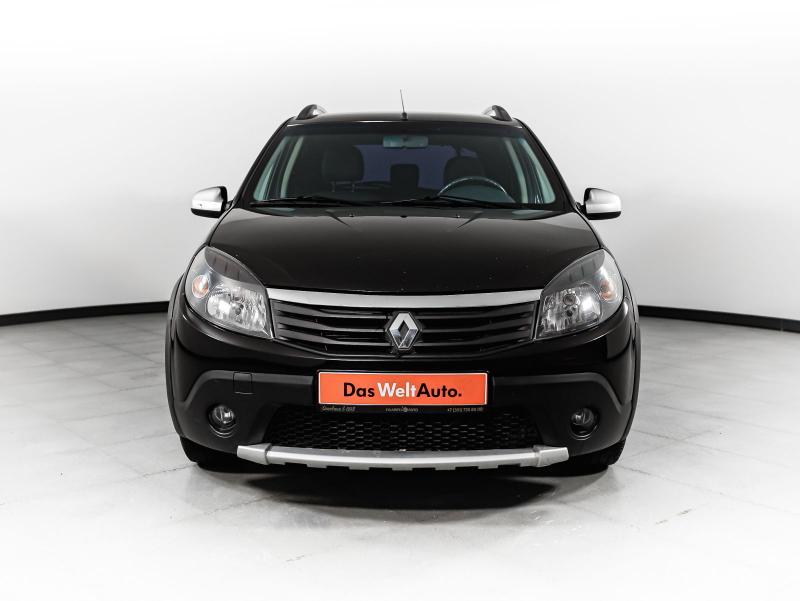 Renault Sandero Stepway 1.6 MT (84л.с.)