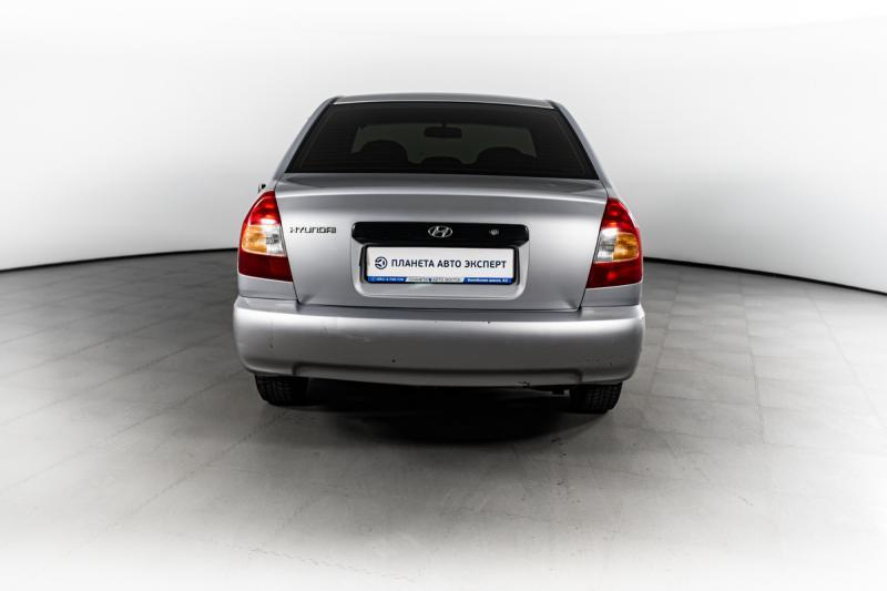Hyundai Accent 1.5 AT (102л.с.)