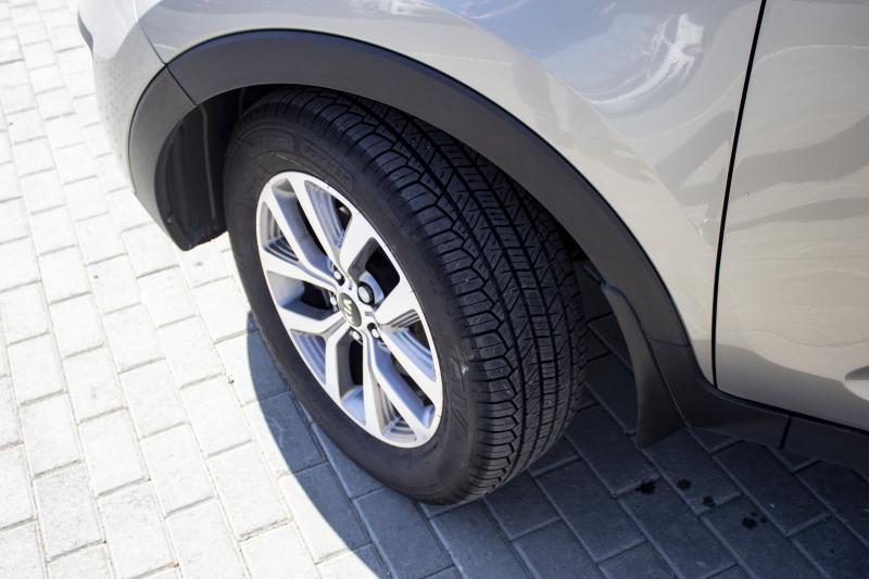 Kia Sportage 2.0 AT AWD (150 л. с.)